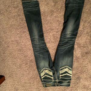 Buckle black label jean